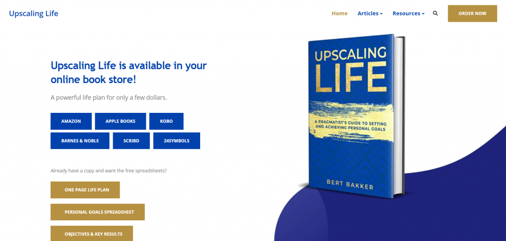 Upscaling Life 1
